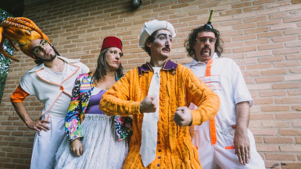 Projeto de Campinas apresenta espetáculo on-line circense para crianças e adultos neste sábado