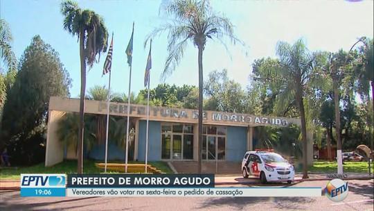 Prefeito de Morro Agudo, SP, pede à Justiça que suspenda sessão que pode cassar mandato