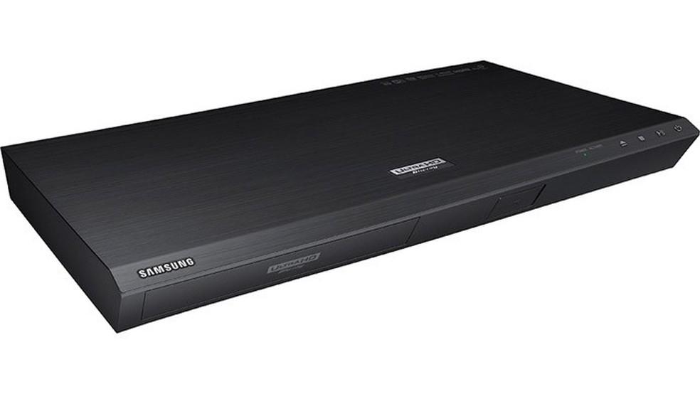 Leitores de Blu-Ray não se tornaram tão populares quanto os DVD Players. — Foto:  (Foto: Divulgação/Samsung)