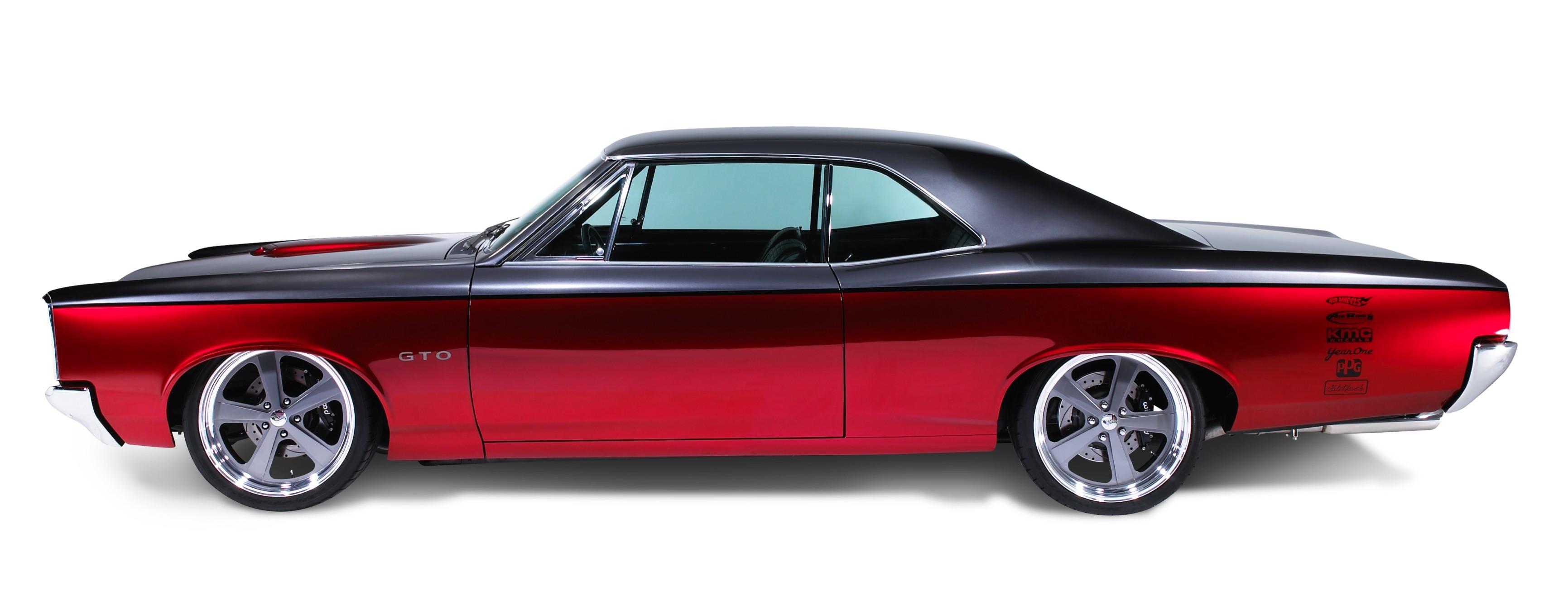 Hot Wheels Pontiac GTO (Foto: Divulgação)