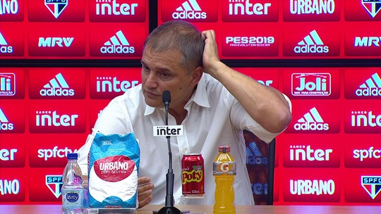 Aguirre entende vaias ao São Paulo, vê time com mais atitude e admite distância para o título