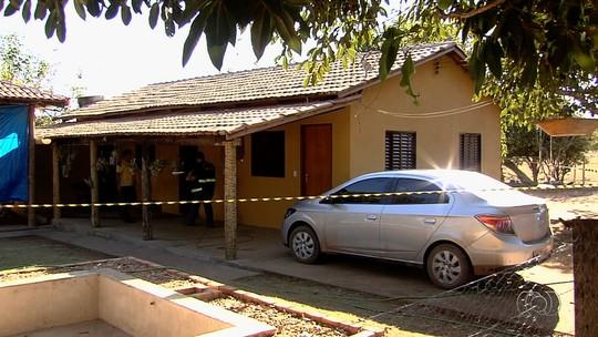 Polícia faz reconstituição da morte de prefeito e primeira-dama de Matrinchã