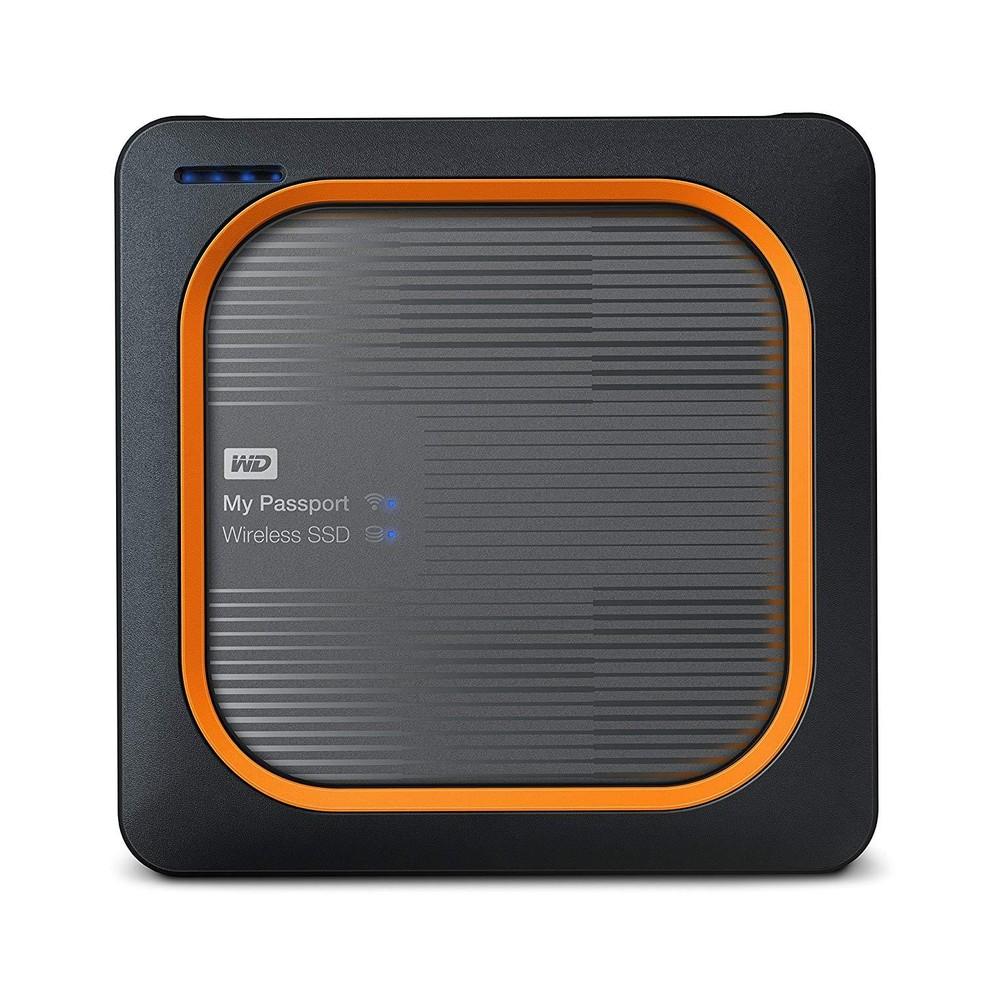 O modelo da WD possui capacidade de conexão Wifi � Foto: Reprodução/WD