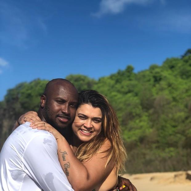 Preta Gil e Thiaguinho (Foto: Reprodução/Instagram)