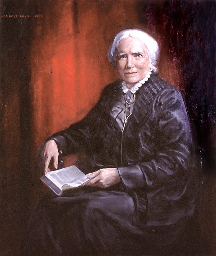 Elizabeth Blackwell (Foto: by Joseph Stanley Kozlowski, via Wikimedia Commons)