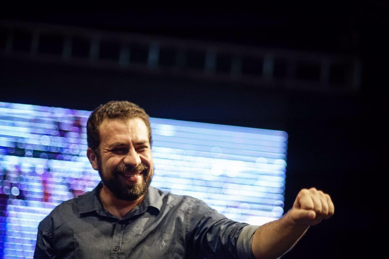 O candidato do PSOL à Presidência da República, Guilherme Boulos (Foto: Divulgação)