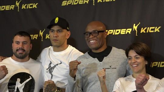 De volta após suspensão de dois anos, Anderson Silva fala sobre seu retorno ao octógono do UFC