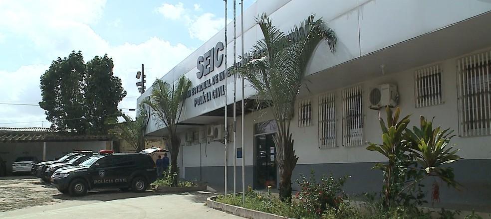 Operação foi realizada pela Superintendência Estadual de Investigações Criminais (Seic) — Foto: Reprodução/TV Mirante