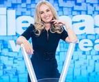Angélica no cenário do seu novo programa | TV Globo/João Miguel Jr.