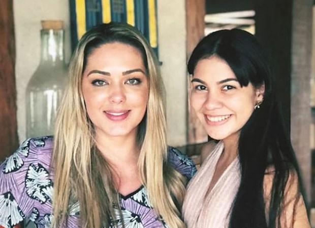 Tania Mara e Layza Bittencourt (Foto: Reprodução/Instagram)