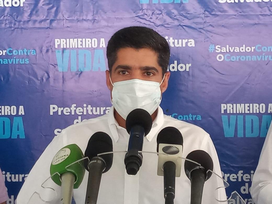 ACM Neto se diz surpreso com recomendação do MP-BA para retomada de circulação de 100% da frota de ônibus em Salvador