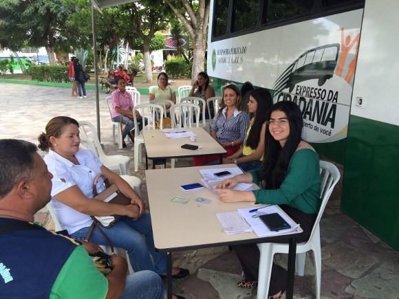 Expresso da Cidadania estará nas cidades de Jundiá e Campestre, em Alagoas - Notícias - Plantão Diário