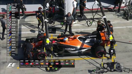 Chefe da McLaren reconhece que troca de Honda por Renault pode manter Alonso