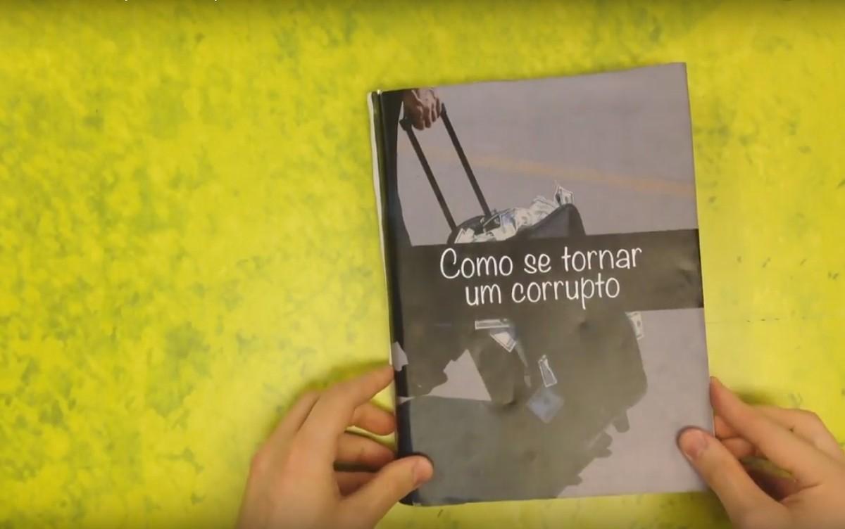 Abertas inscrições em 2º concurso de vídeos de '1 minuto contra a corrupção', na PB