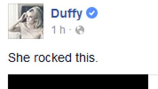 Iris Pereira, do 'The Voice Kids', vira post de Duffy após cantar 'Mercy'