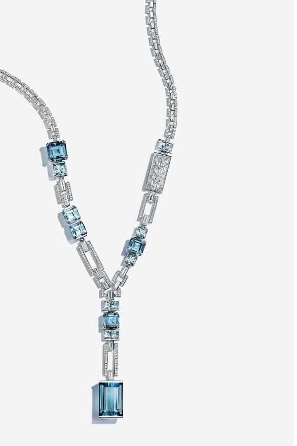 O colar Tiffany&Co usado por Gal Gadot (Foto: Divulgação)