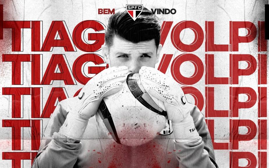 Relembre o dia em que Tiago Volpi parou Kaká, Alan Kardec e despertou a atenção do São Paulo