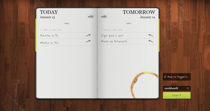 Do it! (Tomorrow) (Foto: Reprodução/Carol Danelli)