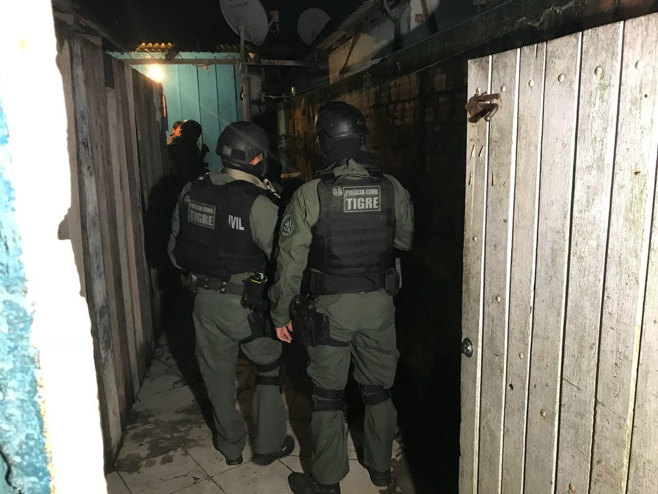 MP denuncia 48 pessoas por envolvimento com tráfico de drogas no litoral do Paraná