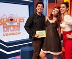 Bruno de Luca, Titi Muller e Vivian Amorim | Guto Costa