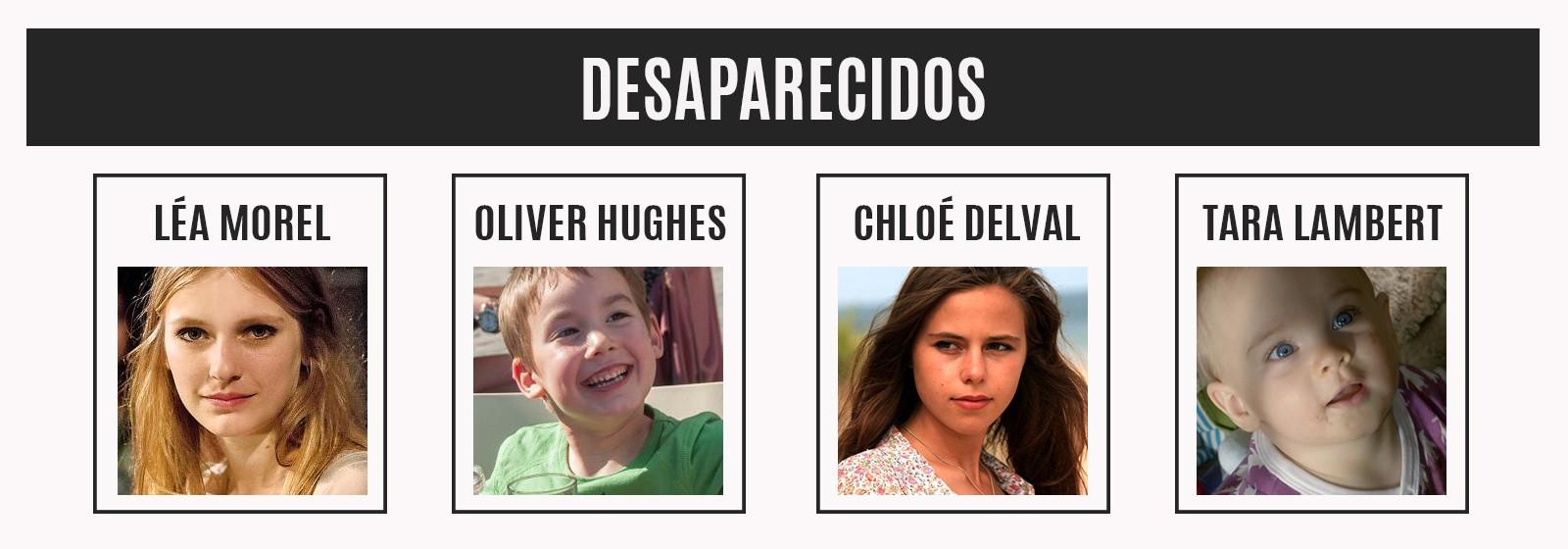 Crianças Desaparecidas