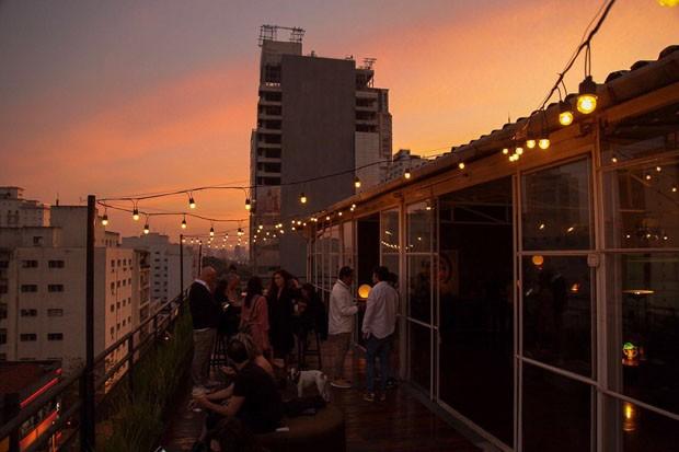 10 bares e restaurantes com vista de tirar o fôlego em São Paulo (Foto: Divulgação )