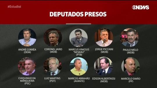 Conselho de Ética da Alerj acolhe representações que pedem cassação de deputados presos na Lava Jato