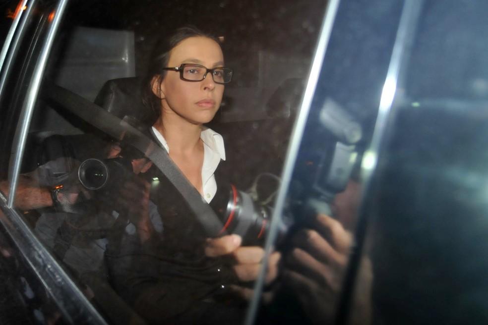 A ex-primeira-dama Adriana Ancelmo (Foto: Alessandro Buzas/Futura Press/Estadão Conteúdo)