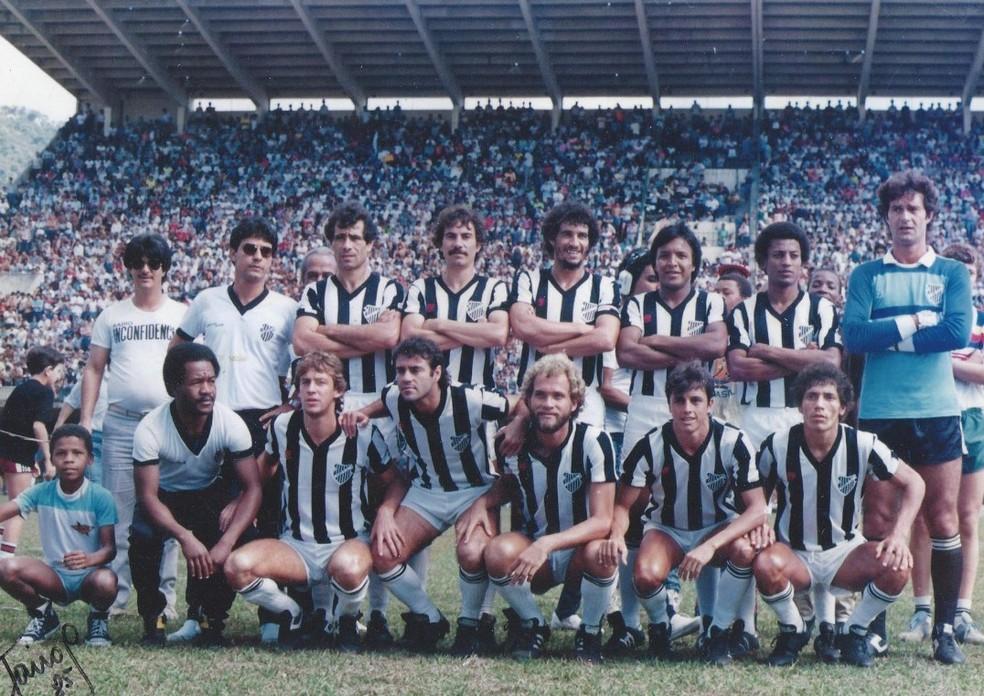 Luiz saiu de Mar de Espanha para fazer carreira no futebol — Foto: Luiz Cláudio Simão/Arquivo Pessoal