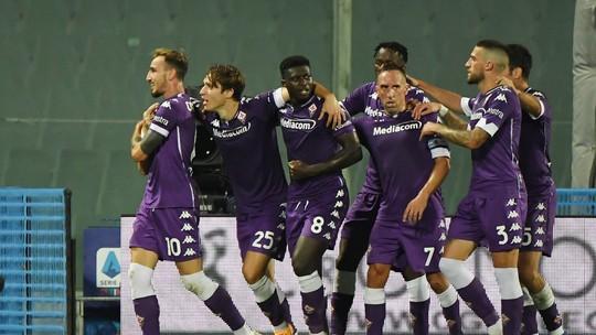 Fiorentina Ganha Do Torino Na Abertura Do Campeonato
