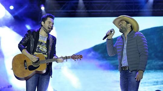Fernando & Sorocaba encerram 11º Festival de Inverno