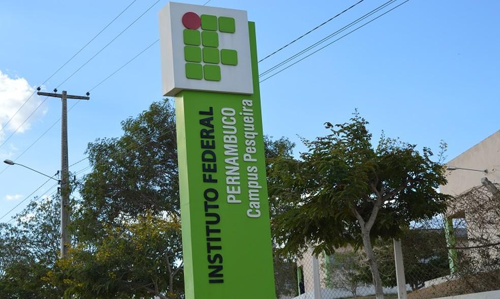 Encontro acontece no IFPE de Pesqueira — Foto: Assessoria/Divulgação