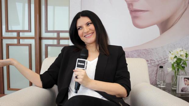 Laura Pausini (Foto: Editora Globo)