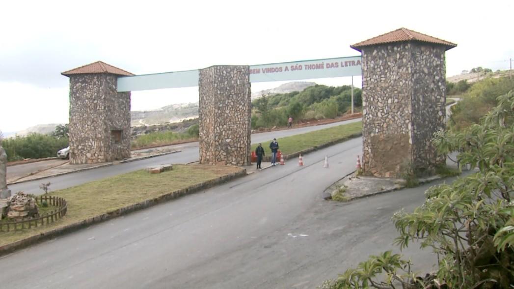 São Tomé das Letras prorroga restrição para entrada de turistas por mais 20 dias