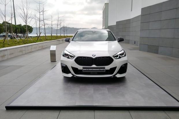 BMW Série 2 Gran Coupé (Foto: Ulisses Cavalcante)