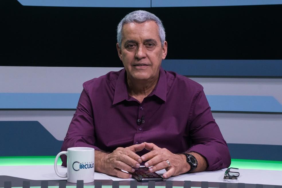 Repórter Mauro Naves é Afastado Da Cobertura Esportiva Da