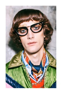 Gucci Pre-Fall (Foto: Harmony Korine/ Diretor de Arte: Christopher Simmond/ Cortesia do Ministério do Patrimônio Cultural e Atividades - Parque Arqueológico de Pompéia/ Mr. Peanut © and ® 2018 Kraft Foods Group Brands LLC / THE FACE TM Wasted Talent Limited. all rights reserved)