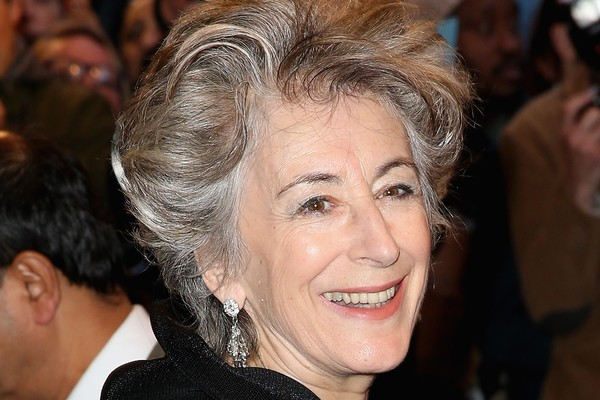 A atriz inglesa Maureen Lipman (Foto: Getty Images)