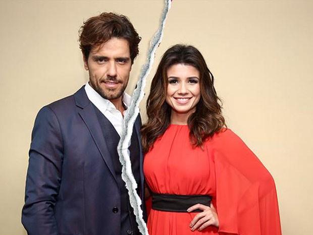 Thiago Arancam e Paula Fernandes: romace chegou ao fim (Foto: Reprodução / Instagram)