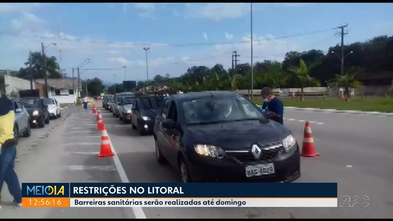 VÍDEOS: Meio-Dia Paraná de sábado, 11 de julho