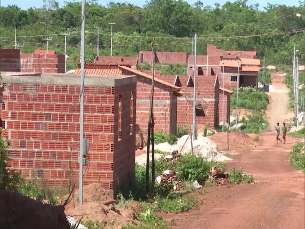Decisão de doar residências à comunidade do seu município partiu do próprio administrador municipal — Foto: Reprodução/TV Mirante