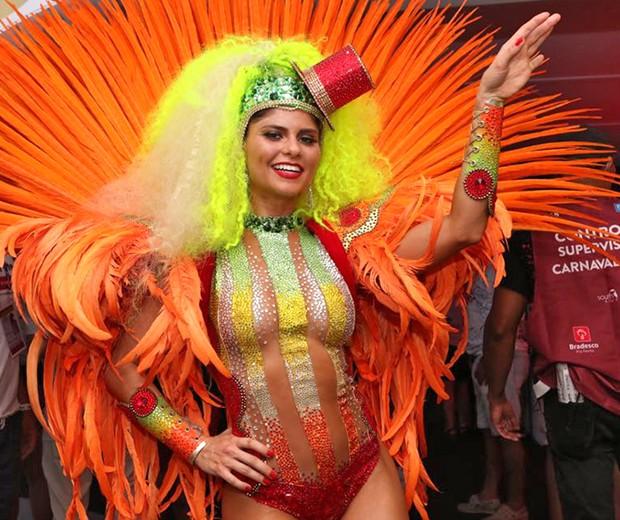 Julianne Trevisol (Foto: Daniel Janssens/ Ed.Globo)