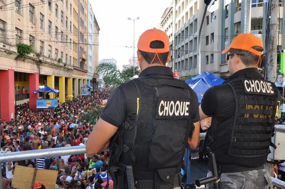 Desfile do Galo da Madrugada terá esquema especial de policiamento (Foto: Djair Pedro/Divulgação)