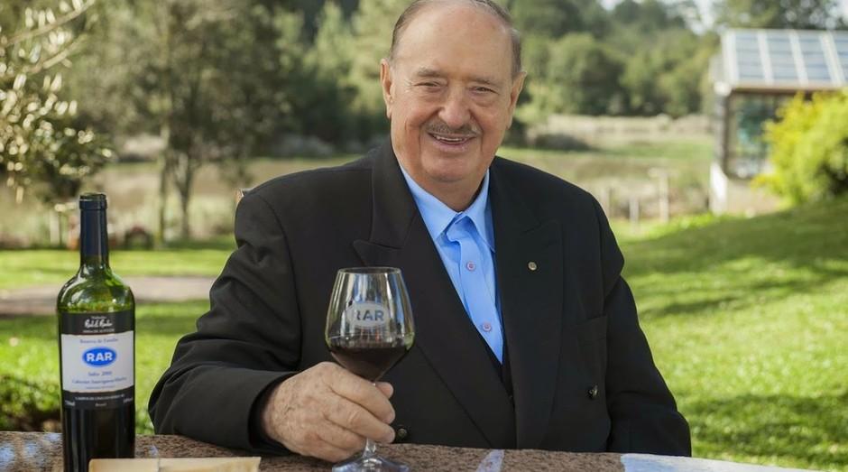 Raul Randon, empreendedor que fundou as Empresas Randon (Foto: Divulgação)