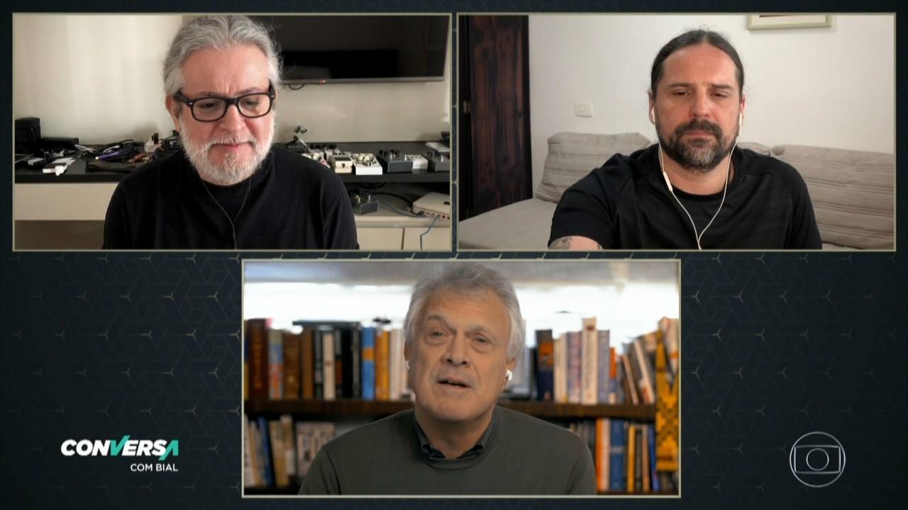 Andreas Kisser e Paulo Junior contam sobre adiamento da turnê mundial 'Quadra'