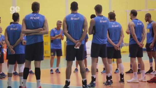 Os primeiros passos de Renan: na estreia do técnico, Brasil pega Polônia na Liga