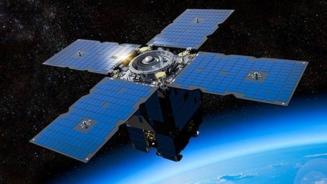 O sistema de Relógio Atômico do Espaço Profundo será testado durante um ano (Foto: NASA / GENERAL ATOMICS ELECTROMAGNETIC SYSTEMS/BBC)