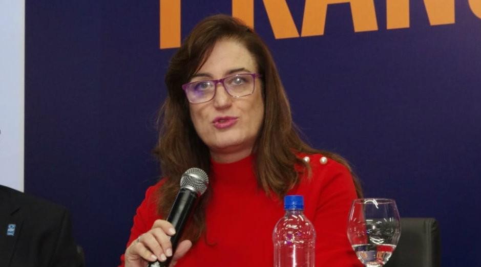 Eliane Bernardino, presidente da ABF Rio (Foto: Divulgação/Tércio Teixeira)