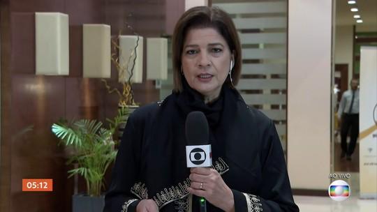 Bolsonaro e comitiva brasileira esperam ampliar os acordos de negócios na Arábia Saudita