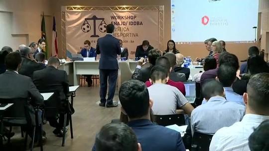 """Saiba quem é o advogado que viralizou na internet ao """"ganhar"""" três pontos para o Palmeiras"""